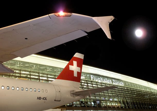 Flughafen Zürich Airside Center 610x431pixel