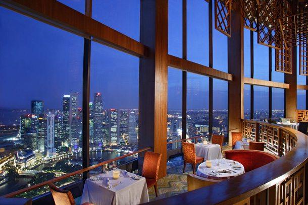 Singapore_Restaurtant Equinox Ausblick610x407pix
