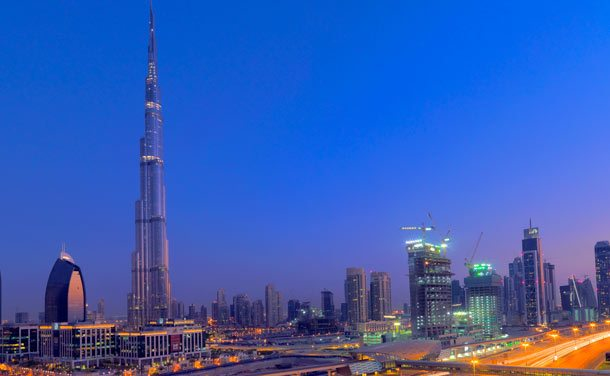Dubai und der höchste Wolkenkratzer der Welt