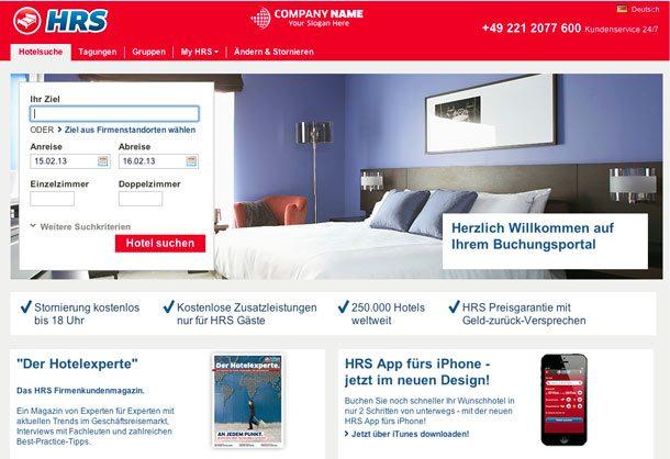 HRS_neues-Firmenportal_StartseiteWeb610x418