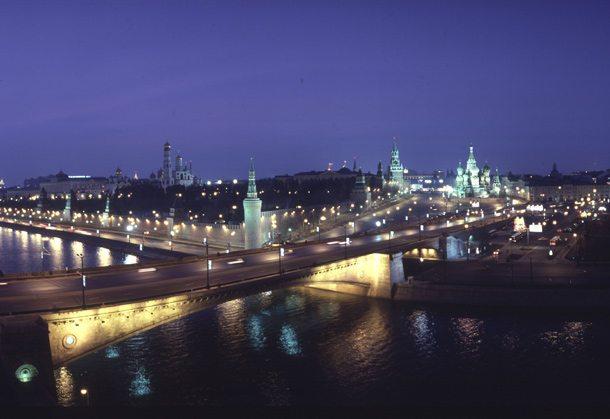 Mit Germania nach Moskau