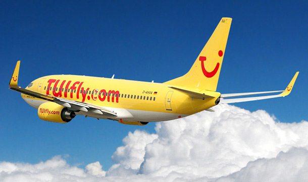 TUIfly: Klimaeffizienteste Airline der Welt