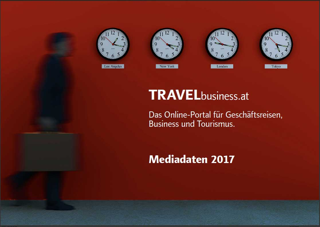 TRAVELbusiness-Mediadaten 2017