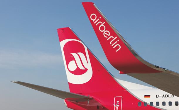 Air Berlin, Deutschlands zweitgrößte Fluggesellschaft, ist pleite und hat Insolvenz angemeldet