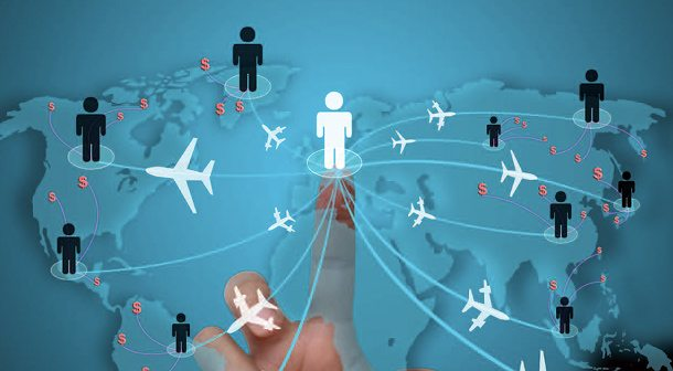 Amadeus-Studie Reinventing the Airport Ecosystem