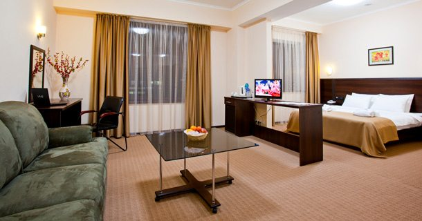 Best Western Plus Atakent Park Hotel in Almaty