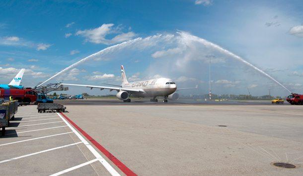 Etihad Airways und KLM sind nun Partner