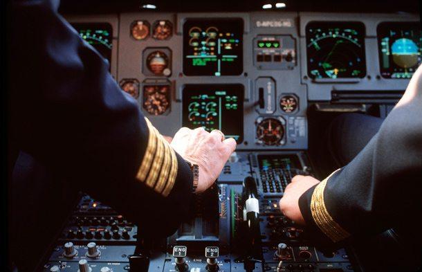 Gefährliche Dämpfe, die von den Triebwerken in die Kabinenluft geraten, können die Flugsicherheit gefährden (Foto: Graf F. Luckner/LH)