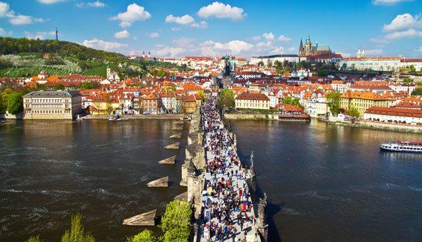 Tschechische Hauptstadt Prag