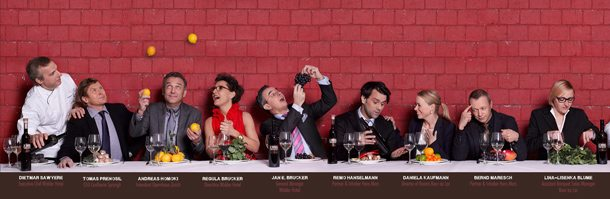 Das große Fressen in Zürich: Das kulinarische Festival Il Tavolo begeisterte alle Teilnehmer