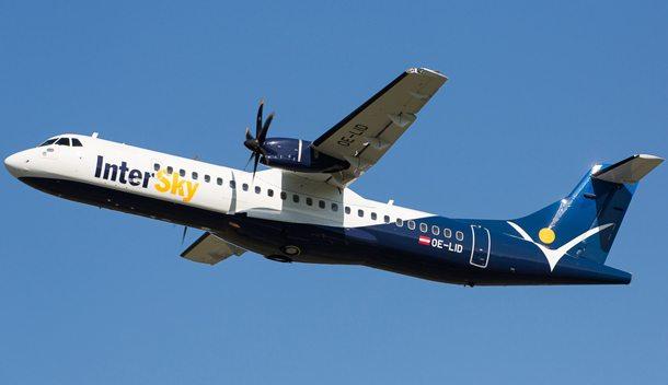 InterSky-Maschien vom Typ ATR2-600