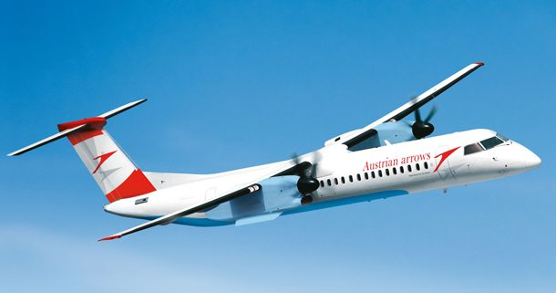 Austrian Arrows Dash Q400