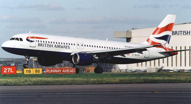British Airways fliegt von Österreich öfters nach London