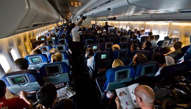 Wie gefährlich ist Kabinenluft in Passagierflugzeugen? (Foto: Rene Ehrhardt/Wiki C.)