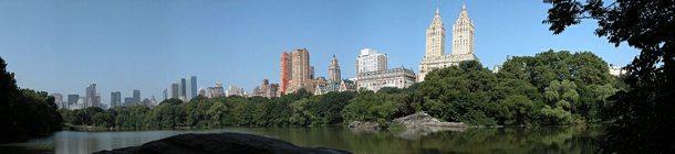 Central Park im Herzen von Manhattan