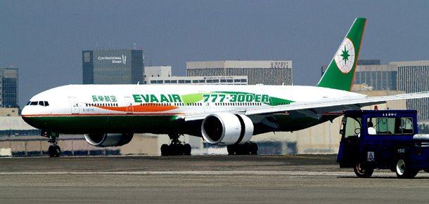 EVA Air Boeing 777-300-ER