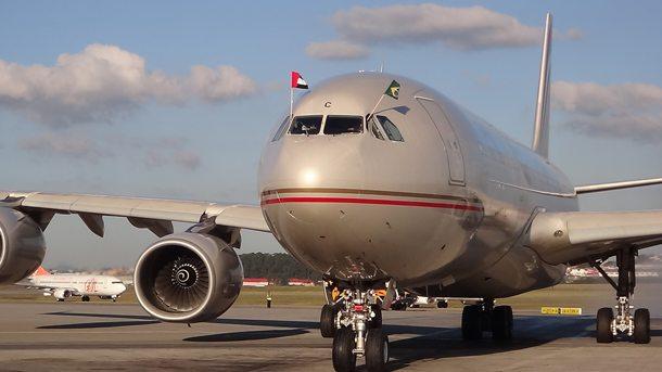 Etihad Airways fliegt nonstop nach Sao Paulo