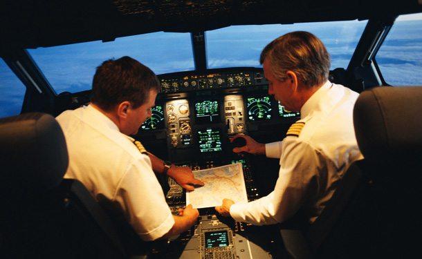 Droht bei Nachtflügen eine Übermüdung der Piloten?