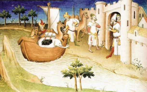 Weltenbummler Marco Polo