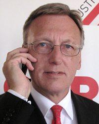 WIrtschaftsdelegierter Dr. Rudolf Thaler