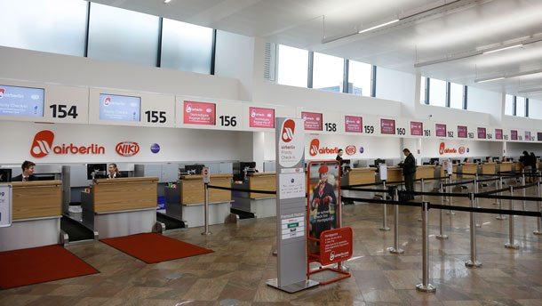Air Berlin: Haljahresbilanz