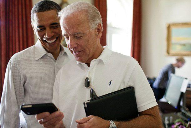 US-Präsident Obama und sein Vize Biden