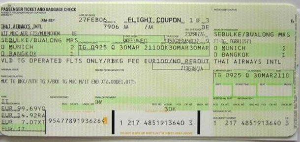 Darf für einen Flug länger als 30 Tage im Voraus der Ticketpreise von der Airline kassiert werden? Mit dieser Frage müssen sich jetzt die Landgerichte in Deutschland beschäftigen