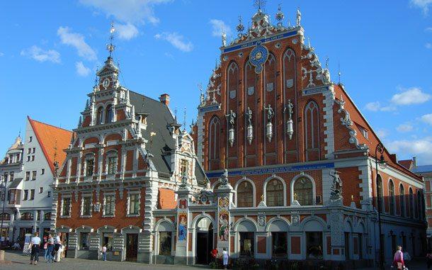 Jugendstil-Metropole Riga