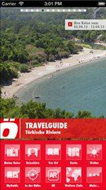 Reise-App Öger-Travelguide
