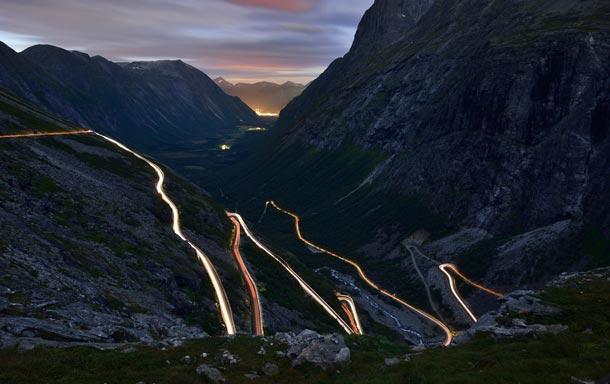 Norwegen: Unterwegs auf der Landschaftsroute Geiranger-Trollstigen