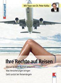 Buchtipp: Ihre Rechte auf Reisen