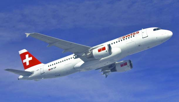 Schweizer Airline Swiss fliegt im Sommerflugplan 2017 neue Destinationen in Europa an