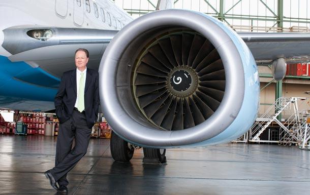 Austrian Airlines: CEO Jaan-Albrecht