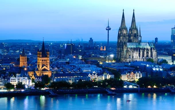 Köln gehört zu den beliebtesten Reisedestinationen im Städtetourismus (Foto: KölnTourismus GmbH / Udo Haake)