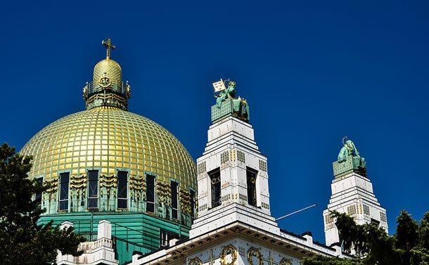 Wiener Jugendstil-Juwel: Kirche am Steinhof