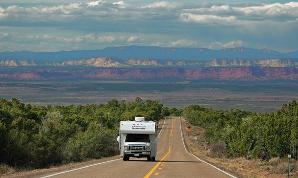 Mit dem TUI-Camper auf der Bärenstraße in Nordamerika unterwegs