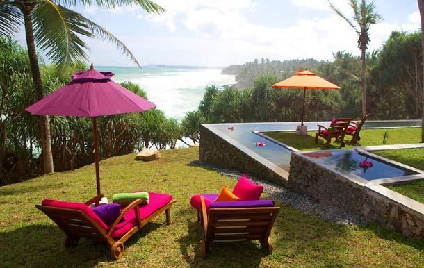 """Mitte Dezember 2013 wird das Beach & Spa Resort """"Underneath the Mango Tree"""" auf Sri Lanka eröffnet."""