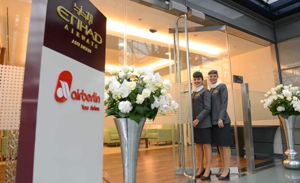 Berlin: Neue Europa-Zentrale von Etihad Airways