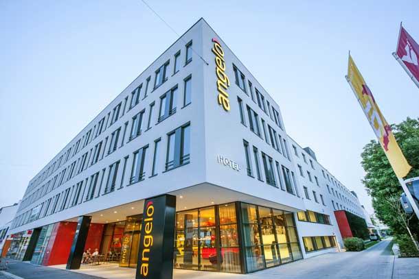 EIgentümerwechsel: Hotel angelo Westpark in Müchen