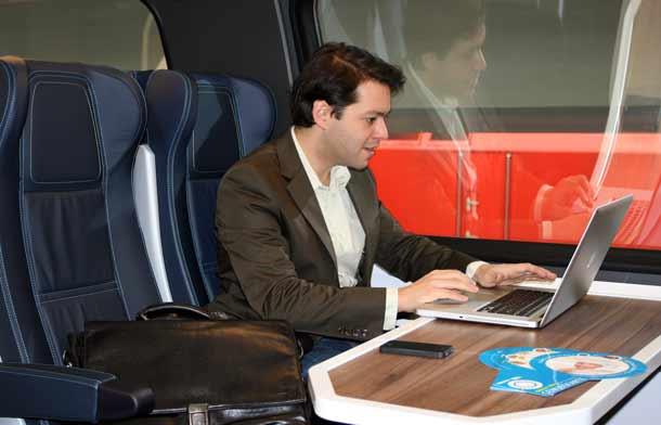 Mit der WESTbahn wird die Geschäftsreise zum Vergnügen