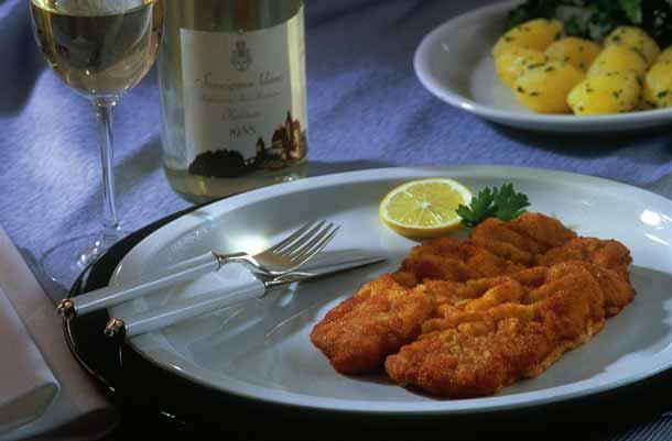 Wiener Schnitzel – das Lieblingsgericht der Österreicher