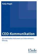 Buchtipp: CEO-Kommunikation