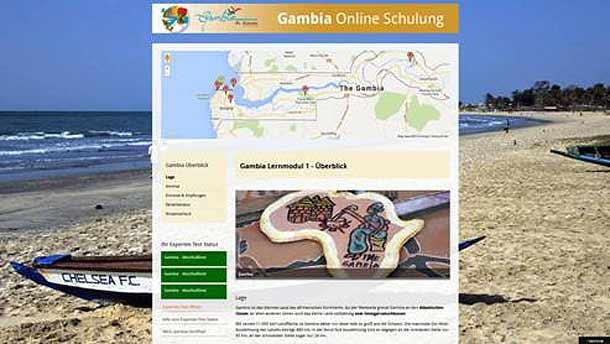 Gambia Tourism Board setzte bei kostenloser Schulung auf das E-Learning