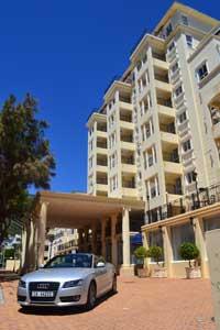 Kapstadt: Radisson Blu Le Vendome Hotel