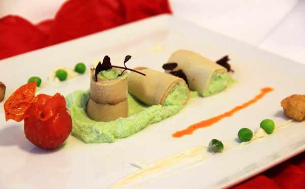 Arcotel Hotels tischt veganes Menü auf