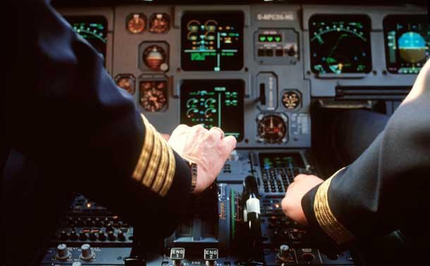 Übermüdung im Cockpit