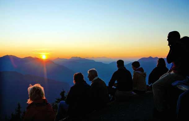 Nachhaltiger-Tourismus_Moonwalk-Spirit-Talk_Schmittenhoehe-Oesterreich-Werbung_Franz-Bischof