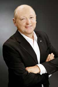 Josef Peterleithner, Präsident des ÖRV