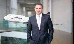 Wird Carsten Spohr, der seit Mai 2014 als CEO an der Spitze des Lufthansa-Konzerns steht, die marode Air Berlin kaufen? (Foto: Gaby Gerster, LH)