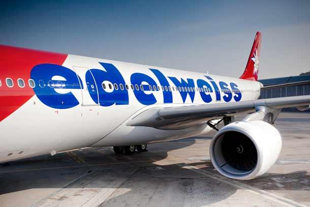 edelweiss air airbus a330
